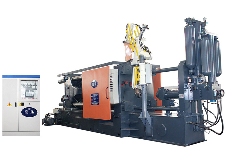 cold chamber die casting machine for aluminum