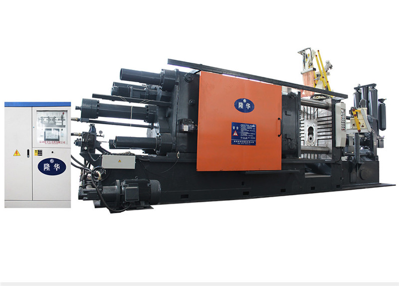 full automatic die casting machine