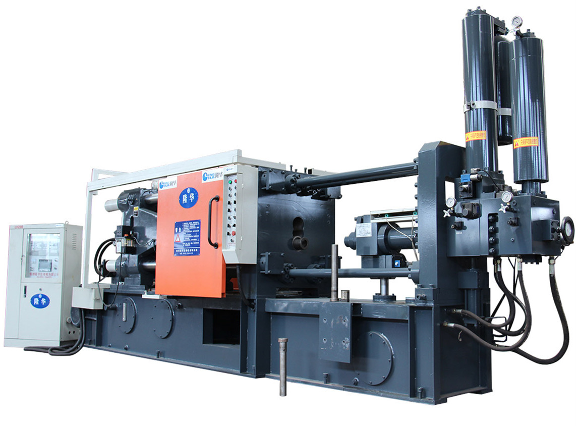 Reliable and durable die casting machine