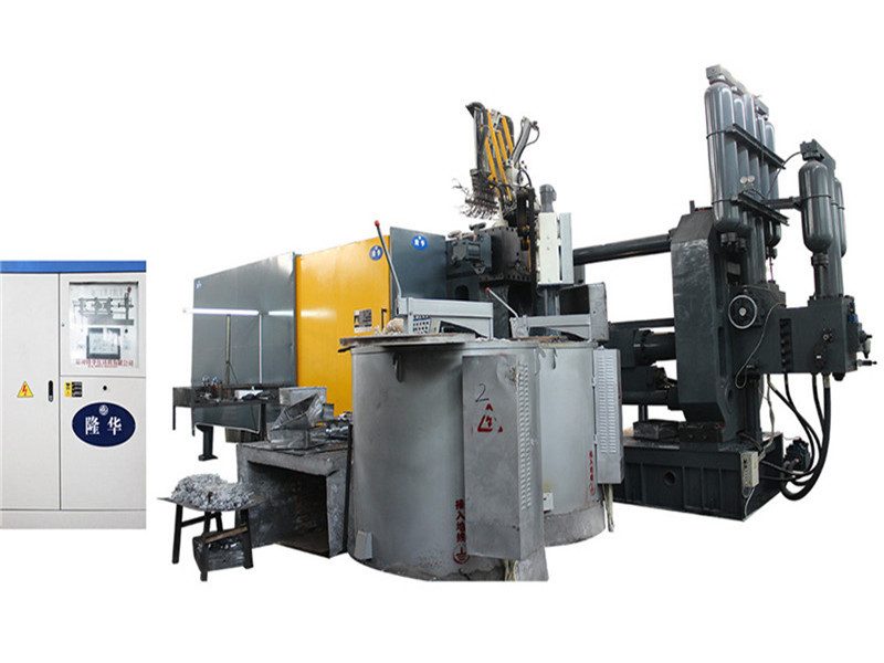 High Pressure Die Casting Machine Aluminium Alloy Parts Casting Machine
