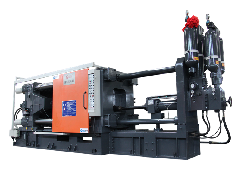 After-sales Service Cold Chamber Die Casting Machine