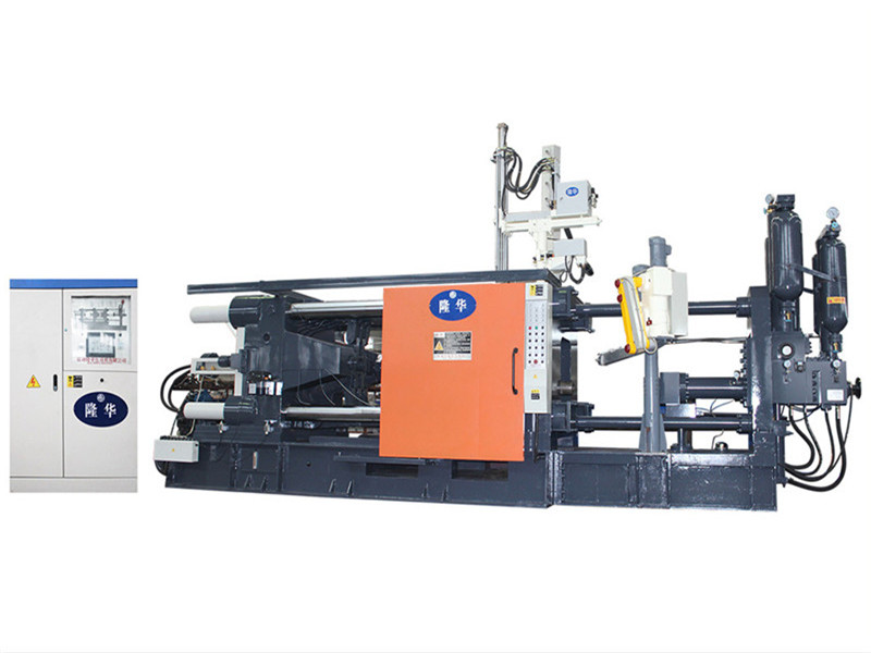 energy consumption of die casting machine